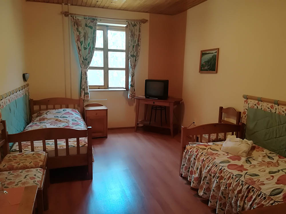 Standard plus szoba